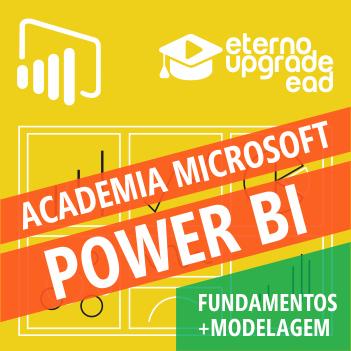 Academia Microsoft Power BI – Fundamentos+Modelagem